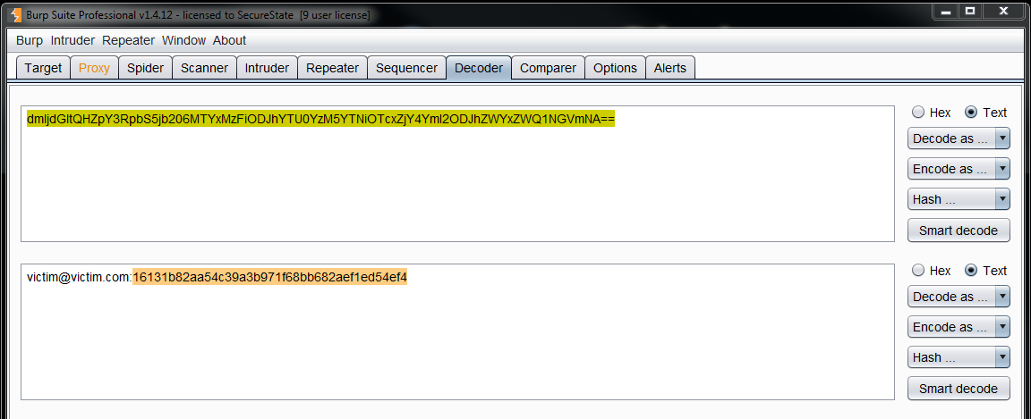 Burp Suite Series: Efficient use of Payload Options when Attacking
